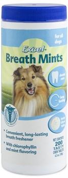 8in1 - Таблетки для освежения дыхания у собак (с ментолом) Dental Breath Tabs - фото 20462