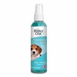 8in1 - Спрей для собак освежающее (с ароматом детской присыпки) PC Freshening Spray - фото 20470