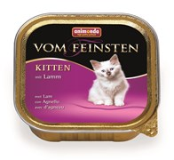 Animonda - Консервы для котят (с ягнёнком) Vom Feinsten Kitten