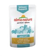 Almo Nature - Паучи для профилактики мочекаменной болезни у кошек (с курицей) Functional Urinary Support with Chicken
