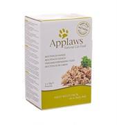 """Applaws - Набор паучей для кошек """"Мясное ассорти в желе"""" Cat Jelly Meat"""
