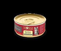 "Molina - Консервы для котят ""Цыпленок в желе"""