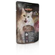 Leonardo - Паучи для взрослых кошек (мясное меню) Finest Selection Meat Menu