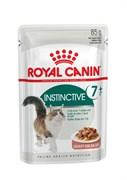 Royal Canin - Паучи для пожилых кошек INSTINCTIVE +7