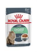 Royal Canin - Паучи для кошек с чувствительным пищеварением DIGEST SENSITIVE