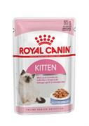 Royal Canin - Паучи для котят (в желе) KITTEN INSTINCTIVE