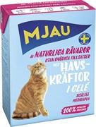 Mjau - Консервы для кошек (кусочки в желе с лангустом) Tetra Recart