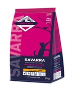 SAVARRA - Сухой корм для взрослых кошек (ягнёнок с рисом) Adult Cat Lamb & Rice
