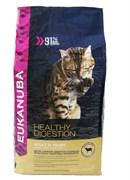 Eukanuba - Сухой корм для взрослых кошек (с ягненком и печенью) Cat Adult Lamb & Liver