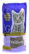 Nero Gold Super Premium - Сухой корм для кошек с чувствительным пищеварением (с ягненком) Cat Adult Sensitive Lamb