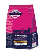 SAVARRA - Сухой корм для взрослых кошек с чувствительным пищеварением (ягнёнок с рисом) Sensitive Cat Lamb & Rice