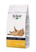 Schesir  - Сухой корм для кошек (курица)