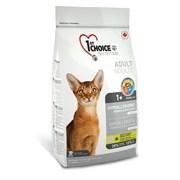 1St Choice - Сухой беззерновой корм для кошек гипоаллергенный (утка с картофелем)