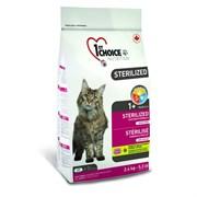 1St Choice - Сухой корм для кошек Sterilized (курица с бататом)