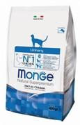 Monge - Сухой корм для кошек профилактика МКБ Cat Urinary