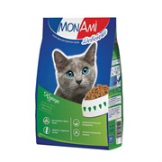 MonAmi - Сухой корм для кошек (с мясом курицы)