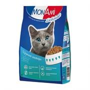 MonAmi - Сухой корм для кошек (морской коктейль)