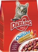 Purina Darling - Сухой корм для кошек (с мясом и овощами)