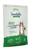 Sanabelle - Сухой корм для взрослых кошек (с мясом бычков симментальской породы и картофелем) Delicious Adult