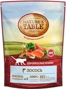 Nature's Table - Сухой корм для кошек (с лососем)