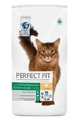 Perfect Fit - Сухой корм для стерилизованных кошек (с курицей)