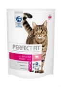 Perfect Fit - Сухой корм для кошек (с говядиной)