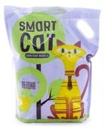 Smart Cat - Наполнитель силикагелевый для кошек (с ароматом яблока)