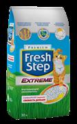 Fresh Step - Наполнитель впитывающий для кошек, тройной контроль запахов