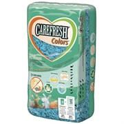 CareFresh - Бумажный наполнитель, голубой Colors