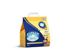 Catsan - Наполнитель комкующийся Ультра