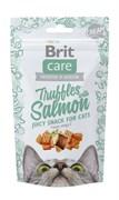 "Brit - Лакомство для кошек ""Подушечки с лососем"" Care Truffles Salmon"