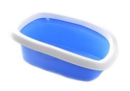 Stefanplast - Туалет Sprint-10 с рамкой, голубой, 31*43*14