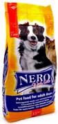 Nero Gold Super Premium - Сухой корм для взрослых собак всех пород (мясной коктейль) Nero Croc Economy with Love Adult Dog