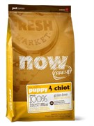 NOW Natural Holistic - Сухой корм беззерновой для щенков (с индейкой, уткой и овощами) Fresh Puppy Recipe Grain Free