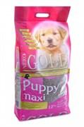 Nero Gold Super Premium - Сухой корм для щенков крупных пород (курица с рисом) Puppy Maxi Chicken & Rice