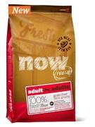 NOW Natural Holistic - Сухой корм беззерновой для взрослых собак (со свежим мясом ягненка и оленины) Grain Free Red Meat Adult Recipe