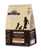 SAVARRA - Сухой корм для щенков (индейка с рисом) Puppy Turkey & Rice