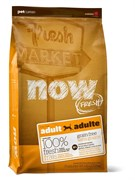 NOW Natural Holistic - Сухой корм беззерновой для взрослых собак (с индейкой, уткой и овощами) Fresh Adult Recipe Grain Free