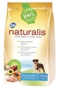 Naturalis Total Alimentos - Для щенков с курицей, индейкой, коричневым рисом, папайей и яблоком Naturalis Puppies Turkey and Chicken