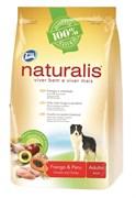 Naturalis Total Alimentos - Для взрослых собак с курицей, индейкой, коричневым рисом, папайей и яблоком Naturalis Adult Dogs Turkey and Chicken