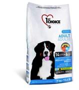 1St Choice - Сухой корм для собак средних и крупных пород (курица)