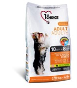 1St Choice - Сухой корм для собак миниатюрных и мелких пород (курица)
