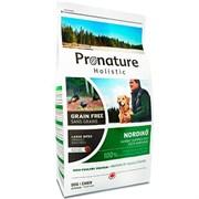 Pronature Holistic GF - Сухой корм для собак Нордико (крупные гранулы)
