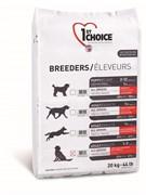 1St Choice - Сухой корм для собак всех пород для кожи и шерсти (ягнёнок с рыбой и рисом) Breeders