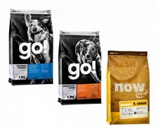 Go! Natural Holistic - Сухой корм для собак (холистик меню) Go & NOW Natural