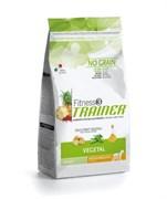 Trainer - Сухой беззерновой корм для взрослых собак средних и крупных пород (вегетарианский) Fitness No Grain Medium/Maxi Adult Vegetal
