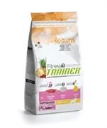 Trainer - Сухой корм для щенков и юниоров мелких пород (с уткой и рисом) Fitness No Gluten Mini Puppy&Junior Duck and Rice