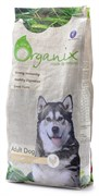 Organix - Сухой корм для взрослых собак (с курицей и цельным рисом) Adult Dog Chicken