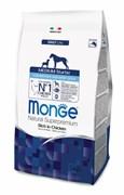 Monge - Сухой корм для новорожденных щенков средних пород Dog Medium Starter