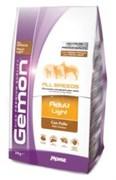 Gemon Dog - Сухой низкокалорийный корм для взрослых собак всех пород (с курицей) Light